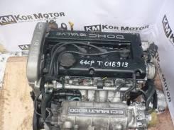 Двигатель в сборе. Hyundai Sonata Hyundai Santamo