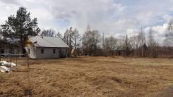 Продам дом и участок в д. Дежневка 24 км от Хабаровска. От частного лица (собственник)