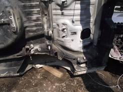 Задняя часть автомобиля. Mitsubishi Lancer Evolution, CT9A, CD9A, CE9A, CN9A, CP9A