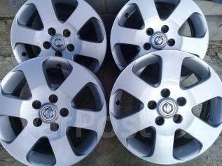 Nissan. 6.5x16, 5x114.30, ET45, ЦО 65,0мм.