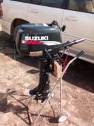Suzuki. 5,00л.с., 4-тактный, бензиновый, нога S (381 мм), Год: 2006 год. Под заказ из Владивостока