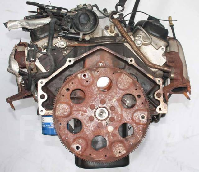 Двигатель в сборе. Chevrolet Camaro Двигатели: LFX, L99