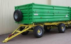 2ПТС-6,5. Прицеп тракторный самосвальный, 6 500 кг.