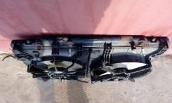 Радиатор охлаждения двигателя. Honda Stepwgn, LA-RF3, RF3