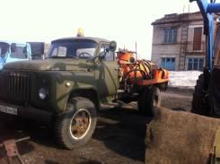 ГАЗ 52. Заправщик газ 52, 3 000 куб. см., 2,00куб. м.