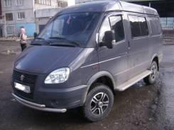 ГАЗ 27527. Продаётся Грузовой Фургон Цельнометаллический 7 МЕСТ, 2 900 куб. см., 7 мест