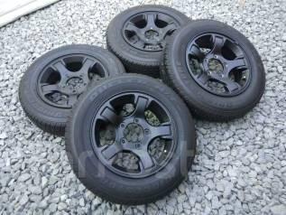 Комплект Колес 175/80R16 Bridgestone + Диски Suzuki / Япония №6554. 5.5x16 5x139.70 ET22