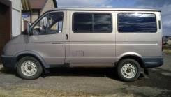 ГАЗ 2217 Баргузин. Продам Газ 2217 Баргузин В омске, 2 900 куб. см., 7 мест