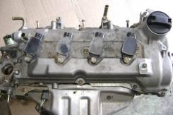 Головка блока цилиндров. Nissan Note, E11 Двигатель HR15DE