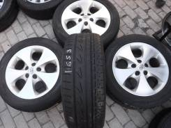 Bridgestone Playz RV. Летние, 2010 год, износ: 20%, 4 шт