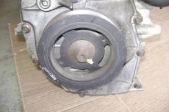 Шкив коленвала. Nissan Note, E11 Двигатель HR15DE
