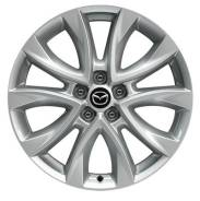 Mazda. 7.5x19, 5x114.30, ET-50, ЦО 67,1мм.