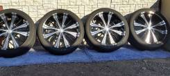 Light Sport Wheels LS 265. 9.0x22, 6x139.70, ET18, ЦО 108,0 мм.
