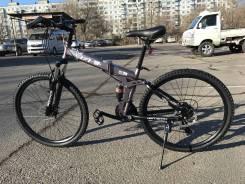Корейский Велосипед! Бесплатная доставка! Складной!