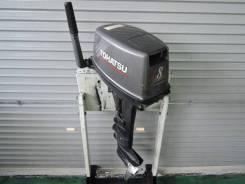 Tohatsu. 8,00л.с., 2-тактный, бензиновый, нога S (381 мм), Год: 2009 год