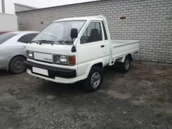 Toyota Lite Ace. 4WD, бензин, борт 1 тонна,, 1 800 куб. см., 1 000 кг.