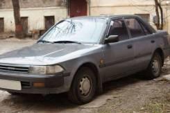 Тойота Карина 2 1990г. по запчастям. Toyota Carina II