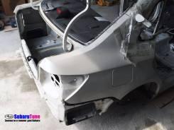 Задняя часть автомобиля. Subaru Impreza, GE7, GE6, GE3, GE2