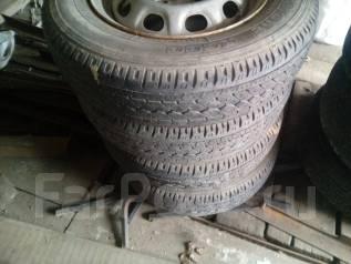 Комплект колес 155R13 LT. x13 4x100.00
