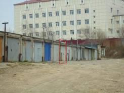 Гаражи капитальные. улица Карбышева 46б, р-н БАМ, 24 кв.м., электричество, подвал.