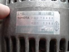 Генератор. Toyota: Town Ace, Cresta, RAV4, Altezza, Hiace, Land Cruiser, Land Cruiser Prado, Mark II, Chaser Двигатель 1GFE