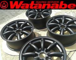 Watanabe. 8.0/8.0x16, 5x114.30, ET38/50, ЦО 68,0мм.