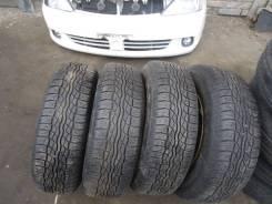 Bridgestone Dueler H/T D687. Летние, 2011 год, без износа, 4 шт