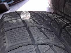 Bridgestone Blizzak WS-60. Зимние, без шипов, 2009 год, износ: 50%, 4 шт