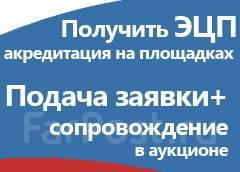 Сопровождение тендеров, электронных торгов, ЭЦП в Хабаровске