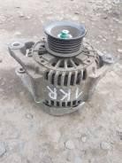 Генератор. Toyota: Vitz, iQ, Yaris, Passo, Aygo Subaru Justy Daihatsu Cuore Daihatsu Boon Daihatsu Sirion Двигатель 1KRFE