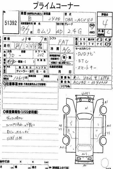 Стабилизатор поперечной устойчивости. Toyota Camry, ACV40, AHV40, GSV40, AVV50 Двигатели: 2ARFXE, 2GRFE, 2AZFE, 2AZFXE