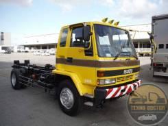 Isuzu Forward. 4WD Мостовой, 7 120 куб. см., 7 000 кг. Под заказ