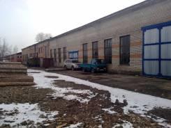 Производственное помещение 1153 кв. м. + земля (Недорого). Пр-т 100 лет Владивостоку, р-н Столетие, 1 153 кв.м. Дом снаружи