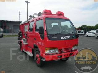 Isuzu Elf. Мостовая пожарка 4WD, 4 600 куб. см., 2 000 кг. Под заказ