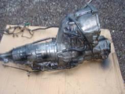 Автоматическая коробка переключения передач. Toyota Sprinter Carib, AL25 Двигатель 3AU