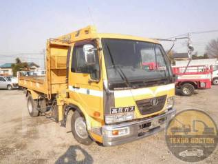Nissan Condor. , 6 400 куб. см., 5 000 кг. Под заказ