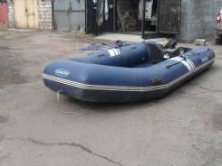 Продам лодку. длина 4,20м.