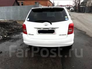 Toyota Corolla Fielder. вариатор, 4wd, бензин