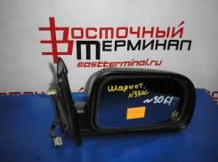 Зеркало заднего вида боковое. Mitsubishi RVR, N21W, N23W Mitsubishi Chariot, N43W, N33W, N38W