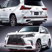 Обвес кузова аэродинамический. Lexus LX450d Lexus LX570, URJ201W, SUV, URJ201. Под заказ