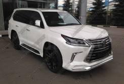 Обвес кузова аэродинамический. Lexus LX570, SUV, URJ201, URJ201W. Под заказ