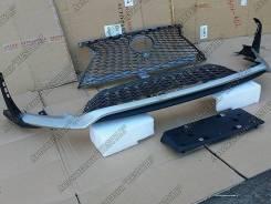 Решетка радиатора. Lexus NX300h, AYZ15, AGZ15L, AYZ10, ZGZ15L Lexus NX200, ZGZ10, ZGZ15 Lexus NX200t, AGZ10, ZGZ15L, AGZ15, AGZ15L. Под заказ