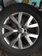 Колёса на Nissan Murano Z51. 4.5x18 5x114.30
