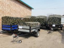 Курганские прицепы Крепыш 821303. Продается прицепы, 500 кг.