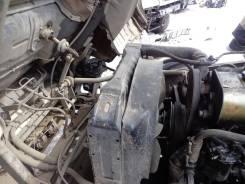 Радиатор охлаждения двигателя. Hino Ranger