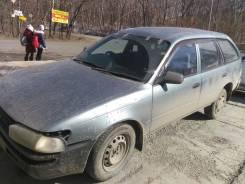 Toyota Corolla. механика, передний, 1.5, бензин, 100 000 тыс. км