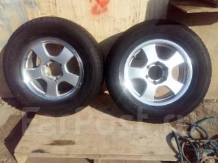 Комплект колёс. 8.0x17 6x139.70 ЦО 110,0мм.