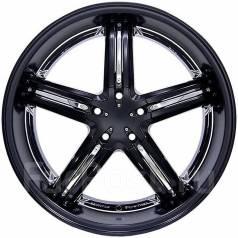 Sakura Wheels Z490. 8.0x19, 5x108.00, ET45, ЦО 73,1мм.