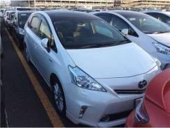 Toyota Prius a. автомат, передний, 1.8, бензин, б/п, нет птс. Под заказ