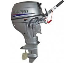 Sea-Pro. 9,90л.с., 4х тактный, бензин, нога S (381 мм)